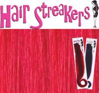 """HAIR STREAKERS FUSHIA 18"""""""