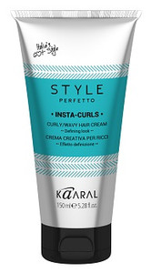 STYLE PERFETTO INSTA-CURLS CREAM 150ML