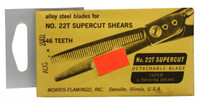 SUPERCUT BLADES FOR THINNING SHEARS