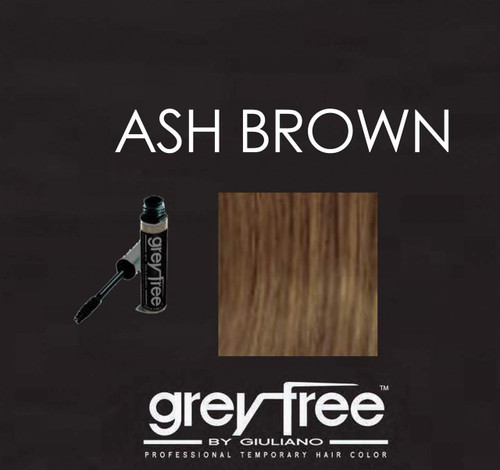 GREYFREE ASH BROWN MASCARA