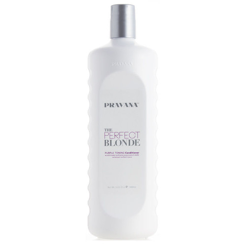 PRAVANA PERFECT BLONDE CONDITONER 33.8 OZ