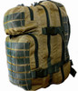 Red Rock Outdoor Gear Rebel Assault PAck Coyote with Olive Drab Stitching