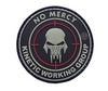 Morale Pvc Patch-No Mercy