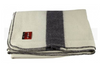 U.S. NAVY WOOL BLANKET REPRODUCTION WHITE