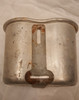 M1910 WWII Canteen Cup with Rolled Rim USED