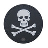 Morale Pvc Patch - Jolly Roger