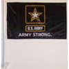 U.S. ARMY CAR FLAG