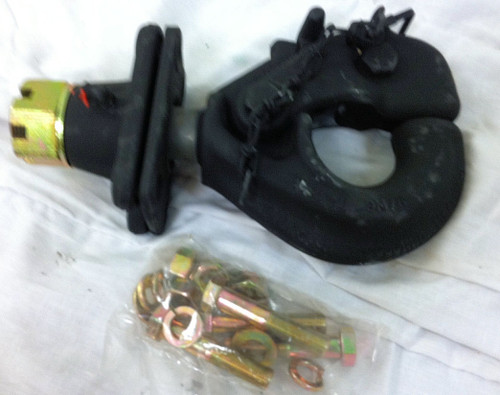 Genuine Military Issue Tow Pintle Assembly ( Hook)
