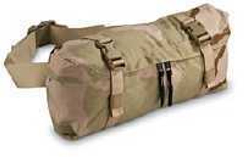 GI ISSUE MOLLE II 3 COLOR DESERT WAIST PACK