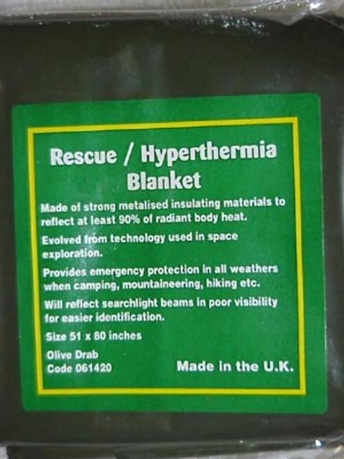 OD Hyperthermia Blanket