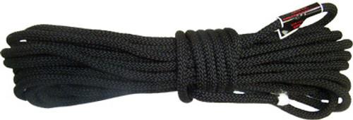 Utility Rope 1/2 x 50 ft Polypropelene Black