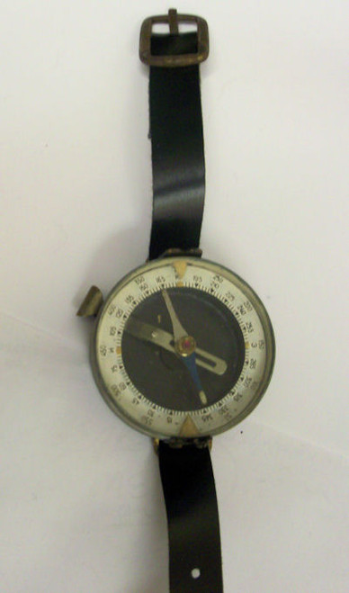 Bulgarian Wrist Compass