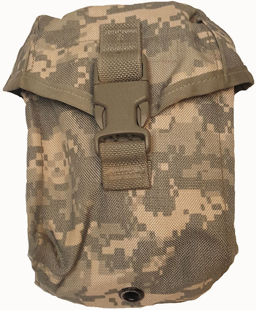 Military Issue Improved First Aid Kit Pouch ACU