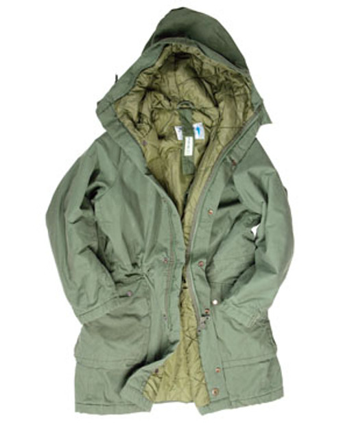 Swedish M-90 Heavy Weight Parka Size Large