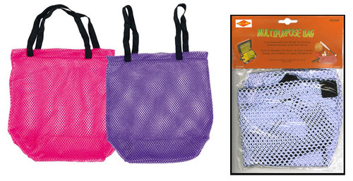 Multi-Nylon Bag with Drawstring