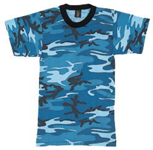 Kids T-shirt Sky