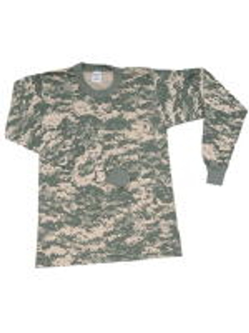 Army Digital Long Sleeve T-Shirt