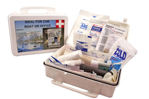 First Aid - White Kit Series, 16 Unit FA111