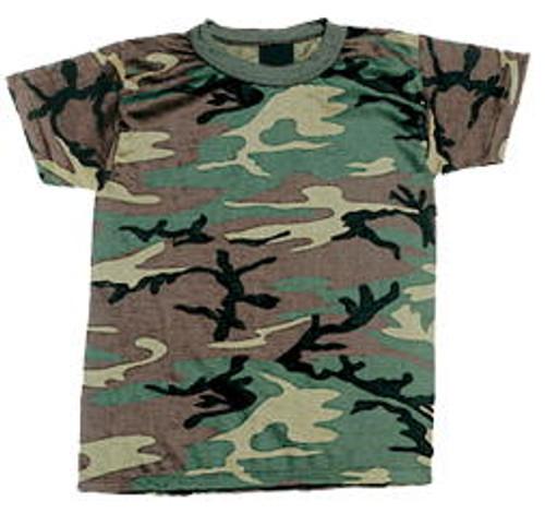 Kids T-Shirt Woodland