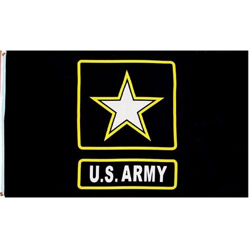 New Style US Army Star Flag