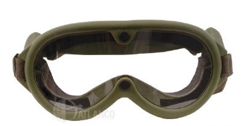 GI Spec Sun Wind & Dust Goggles OD/4569
