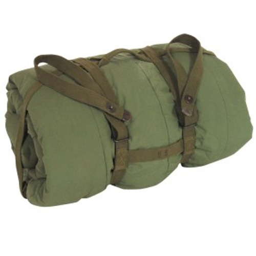 GI Sleeping Bag Carrying Straps