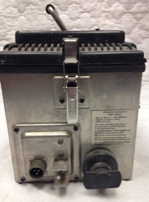 Military Issue Vehicle Mounted RAK  15 Water and Ration Heaters
