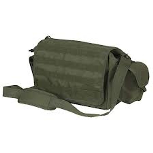 VOODOO TACTICAL VOYAGER SHOULDER BAG OD/GREEN