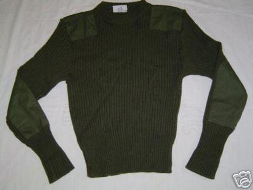 U.S. Marine Wool Sweater Size 38