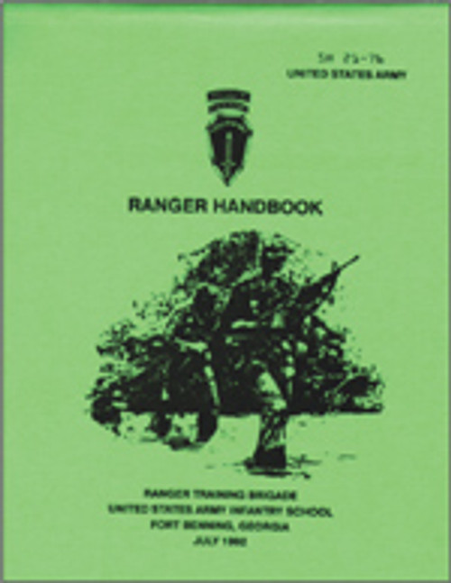 Ranger Handbook  July 1992