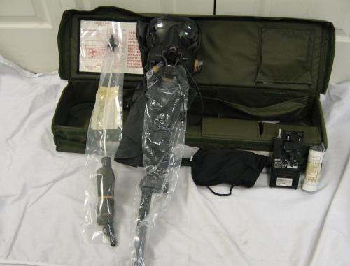 Aircrew Respirator NBC