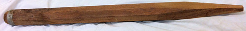 U.S. Military Wood Tent Stakes LARGE ROUND