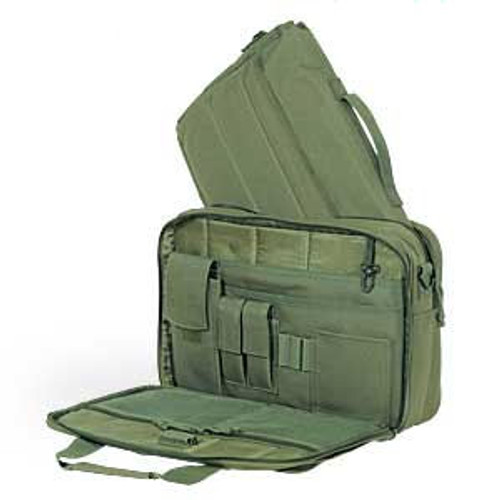 VOODOO TACTICAL PRO-OPS BRIEFCASE OD