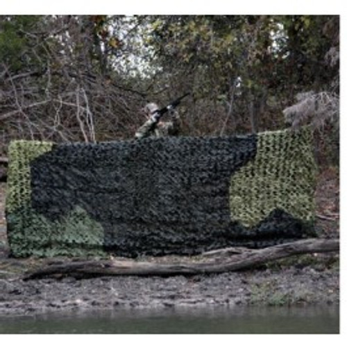 Red Rock Hunting Series Net Woodland Camo