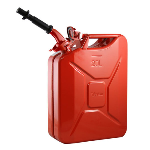 Wavian 20 Liter Jerry Can RED  with spout