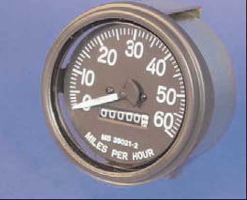 M38- MB- M38A1 Speedometer S-B092/MS390212