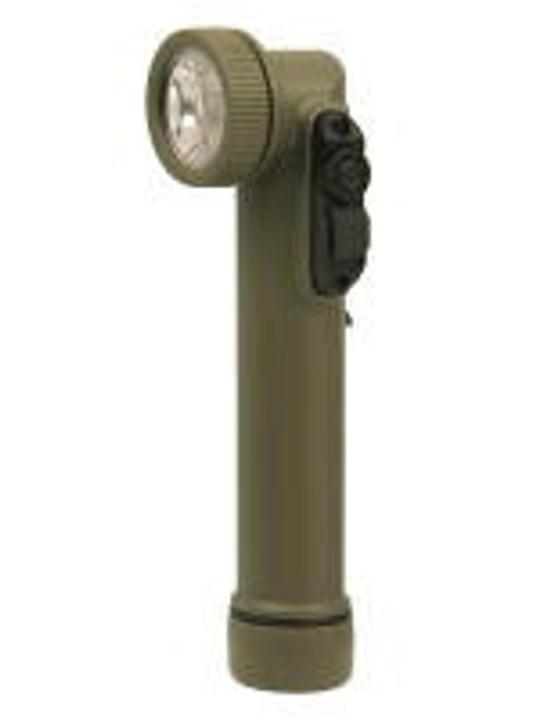 LED MINI ARMY STYLE FLASHLIGHT - OD