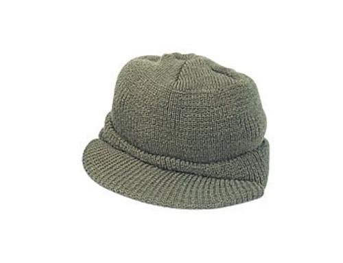Wool Jeep Cap