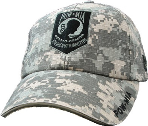 POW/ MIA ACU Washed Cap