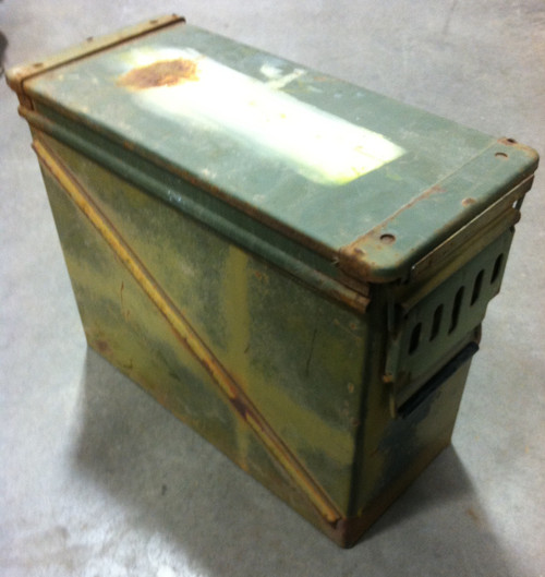 Ammo Box- 20mm Can grade 2, Used condition