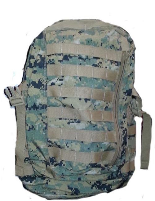 Genuine Military Issue ILBE Assault Pack Woodland Digital (Like New)