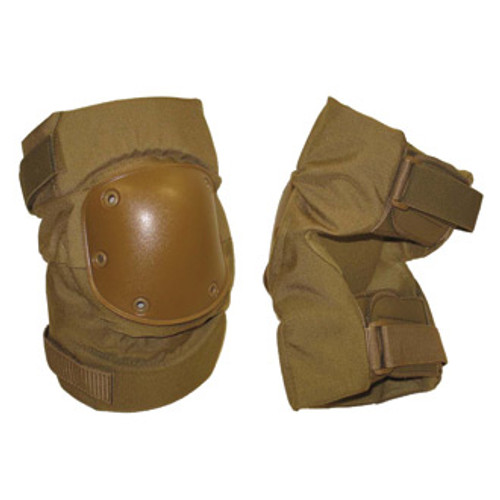 Knee Pads, Coyote Brown, Size Large