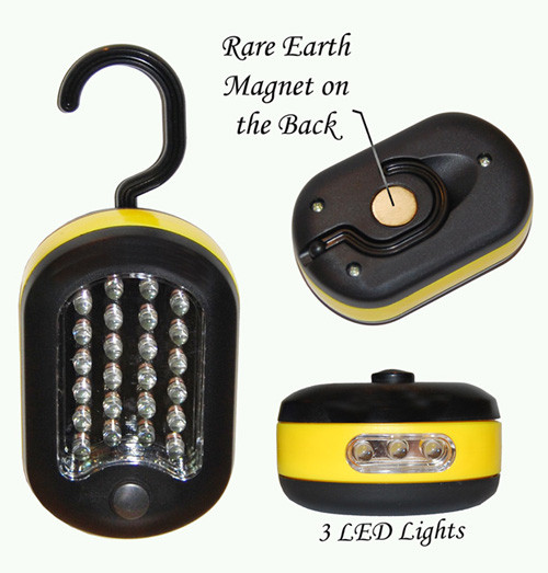 Work Light - 27 LED