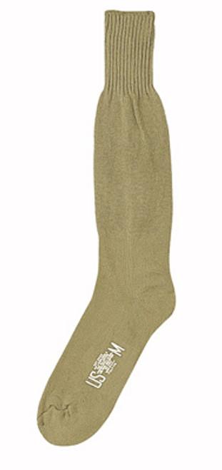 GI Tan Cushion Sole Socks