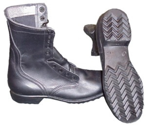 Combat Boot Zig Zag Tread