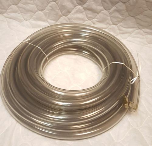 PV Clear Vinyl PVC Tubing  50 foot
