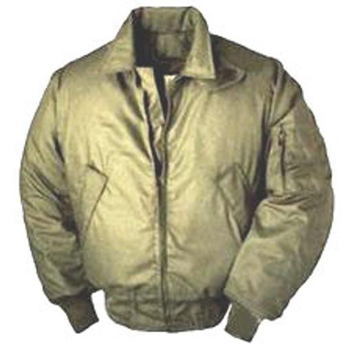 Cold Weather Flyer's Jacket Size Medium Reg