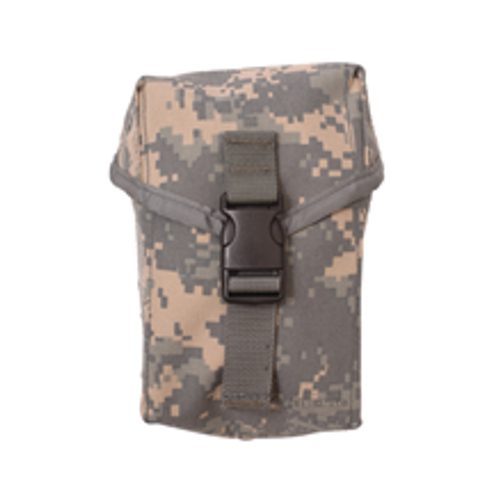 Molle 100 Round Saw Pouch ACU