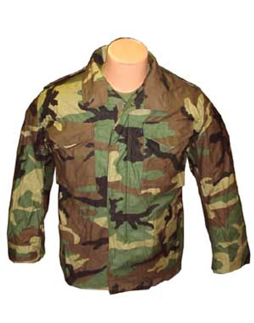 Woodland M-65 Field Jacket