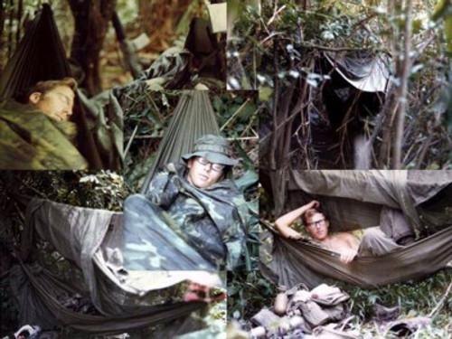 Vietnam Jungle Hammock